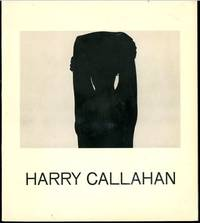 HARRY CALLAHAN. With an introductory essay by Sherman Paul
