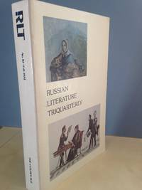 Russian Literature Triquarterly (RLT) Number 10, Fall 1974