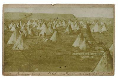 (n. p., (n. d.). Ca late 1860s / early 1870s. Now housed in an archival mylar sleeve. Mount soiled, ...