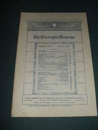 The Theosophic Messenger for February 1910