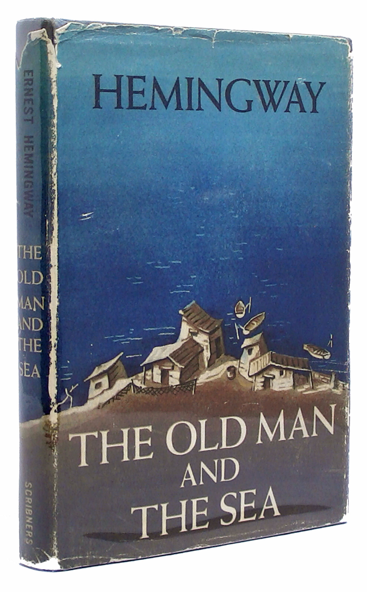 an in depth review of ernest hemingways the old man and the sea The old man and the sea, published in 1952 and often considered  home  academic book reviews the old man and the sea – ernest hemingway  his  greatest challenges, alone in the deep waters of the gulf stream.