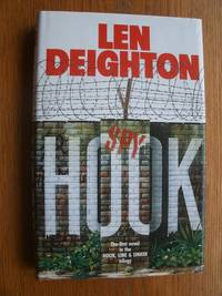 Spy Hook by  Len Deighton - First edition first printing - 1988 - from Scene of the Crime Books, IOBA (SKU: 18940)