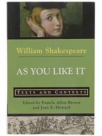 As You Like It (Bedford Series in Comparative History)