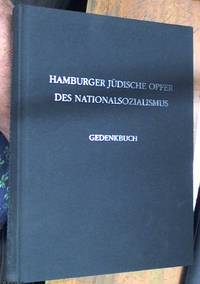 Hamburger judische Opfer des Nationalsozialismus: Gedenkbuch by  Paul Sielemann Jurgen; Flamme - First Edition - 1995 - from Syber's Books ABN 15 100 960 047 and Biblio.com