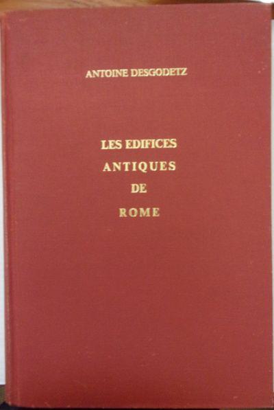 LES EDIFICES ANTIQUES DE ROME