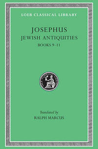 Works: v. 8: Antiquities, Bks.IX-XI by Flavius Josephus - Hardcover - from The Saint Bookstore (SKU: A9780674993600)