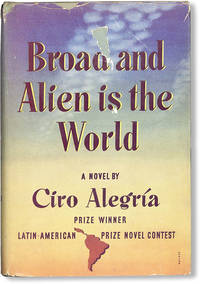 image of Broad and Alien Is the World