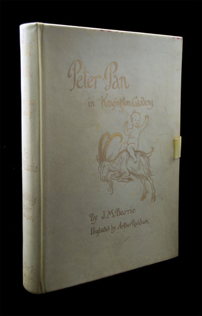 Beautiful Signed Limited Edition of Arthur Rackhamís ìPeter Panî . BARRIE, J.M. Peter Pan in Kens...