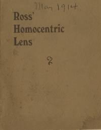 ROSS' HOMOCENTRIC LENSES