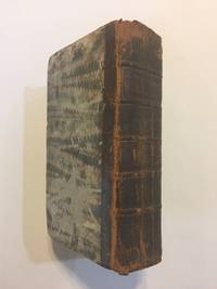 [DOG TAX, 1796]. The Parliamentary Register: Or, History of the Proceedings and Debates of the...