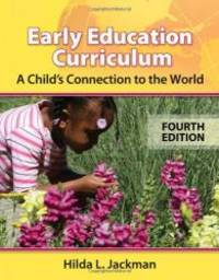 image of Early Education Curriculum: A Child's Connection to the World