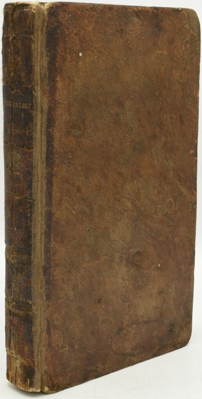 New York, 1802. Full Leather. Good binding. Volume I only of the Third American Edition, revised and...
