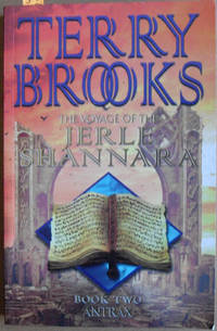 Antrax: The Voyage of the Jerle Shannara (Book #2)