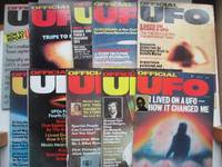 image of Official UFO: Vol 1 Nos. 5, 6, 7, 8, 9, 11, & 13 (January, February,  April, May, July, October, & December 1976) & Vol 2 Nos. 1, 2, 3  (February, March & May 1977). 10 issues