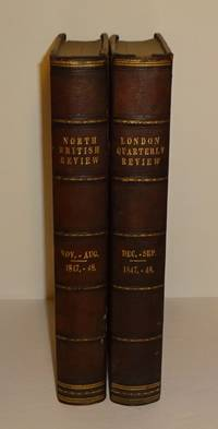 image of The North British Review_The London Quarterly Review, 1847 - 1848 American Editions