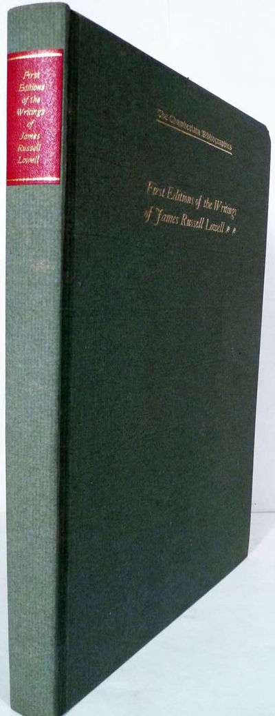 New York: Privately Printed, 1914. First edition. Boards. Orig. thick charcoal boards with red spine...
