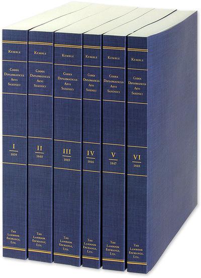 2019. ISBN-13: 9781616196240; ISBN-10: 1616196246. Kemble, John Mitchell (1807-1857) editor. Codex D...