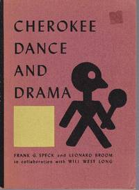 image of Cherokee Dance and Drama
