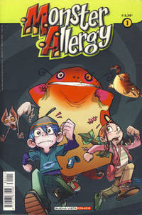 Monster Allergy Twenty-Eight Issue Run
