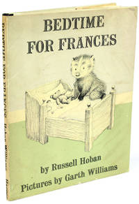 [Juvenile] Bedtime for Frances [Inscribed]