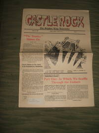 image of Castle Rock Vol. 2 No. 2 February 1986 Stephen King Newsletter The Stanley Hotel