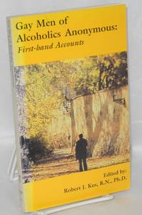 image of Gay men of alcoholics anonymous: first-hand accounts