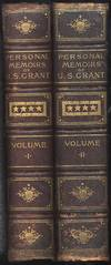 Personal Memoirs of U. S. Grant (First Edition)(1885)(2 volumes)