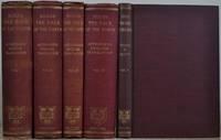 THE FACE OF THE EARTH (Das Antlitz der Erde). Five volume set.
