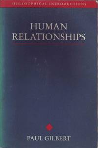 Human Relationships: A Philosophical Introduction