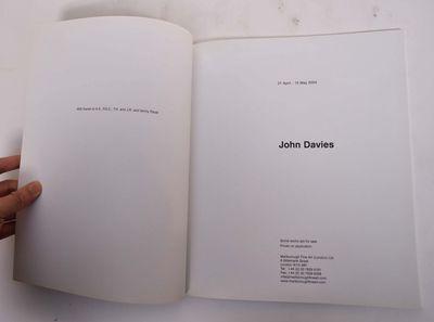London: Marlborough Fine Art (London) Ltd, 2004. Softcover. VG. pgs & white back cover edge toned. p...