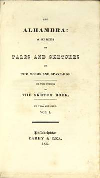 image of The Alhambra: a series of tales and sketches of the Moors and Spaniards