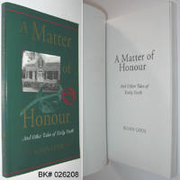 A Matter of Honour: And Other Tales of Early Perth