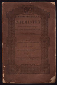 Chemistry of the four ancient elements, fire, air, earth, and water, an essay. Also, the book of philosophical experiments.