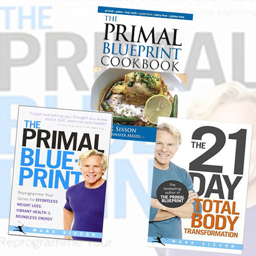 the primal blueprint 3 books collection setreprogramme