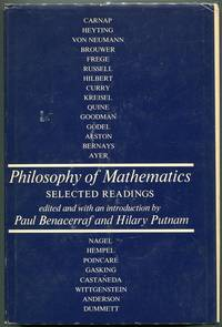 Philosophy of Mathematics; Selected Readings