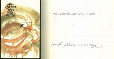 MISS COFFIN AND MRS. BLOOD Poems of Art and Madness, Diamond, Sandy