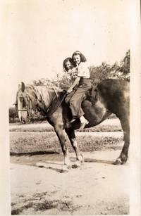 1937 Travel album: South Dakota, Rushmore, Yellowstone, Garden of the Gods - with Falls and New York