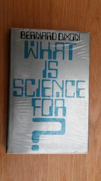What is science for?