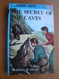 image of The Hardy Boys # 7: The Secrets of the Caves