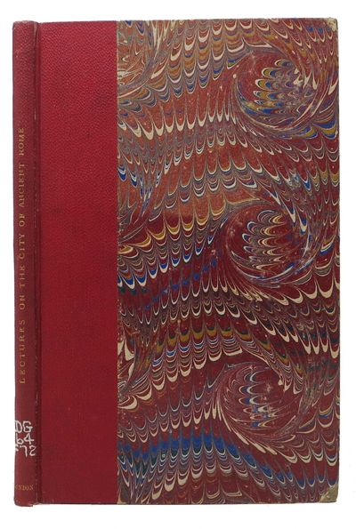 London: Burns. Oates and Co, 1876. 1st edition. Red cloth spine over marbled boards. VG (ex libris a...