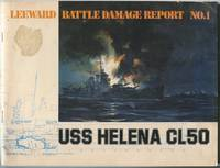 image of Battle Damage Report No. 1: USS Helena CL50: Vol. I, No. 1