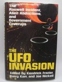image of The UFO Invasion: The Roswell Incident, Alien Abductions, and Government Coverups