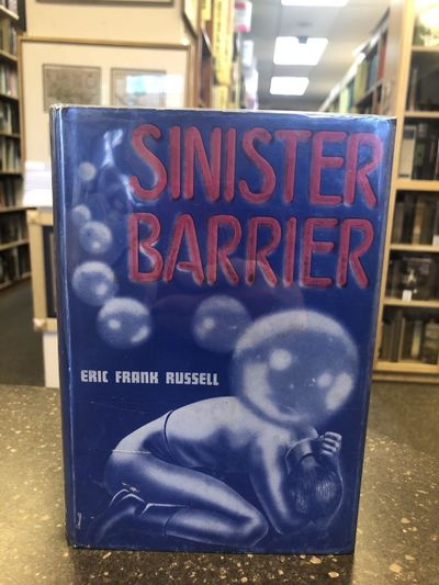 Reading, PA: Fantasy Press, 1948. First Edition. Hardcover. Octavo, 253 pages; VG/G; Spine is blue w...
