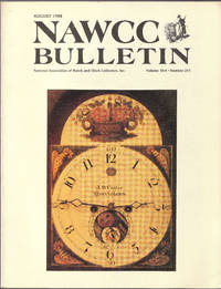 image of August 1988 Issue of NAWCC Watch and Clock Collectors Magazine