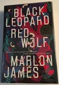 BLACK LEOPARD RED WOLF.  A Novel