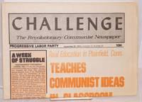 image of Challenge, the Revolutionary Communist Newspaper Vol. 12, no. 25 (November 20, 1975)
