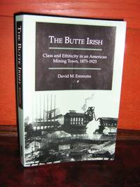 The Butte Irish: Class and Ethnicity in an American Town, 1875-1925
