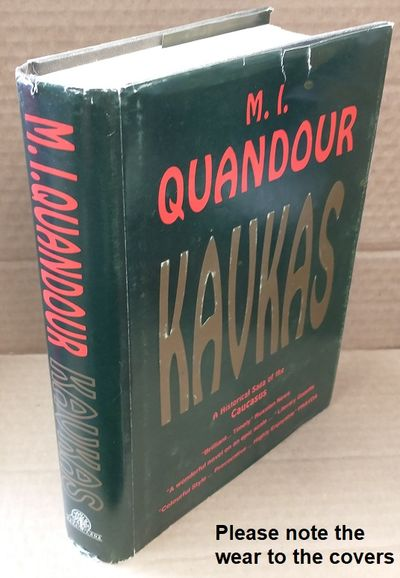 Moscow: Lada M Publising, 1994. Reprint. Hardcover. Quarto; VG hardcover with VG- dustjacket. Green ...