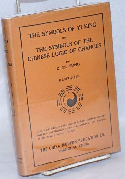 Shanghai: China Modern Education Co, 1934. viii, 159p., very good hardcover in original dustjacket.