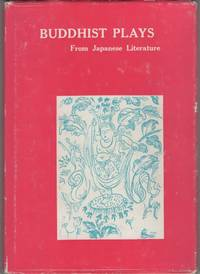 Buddhist Plays from Japanese Literature.